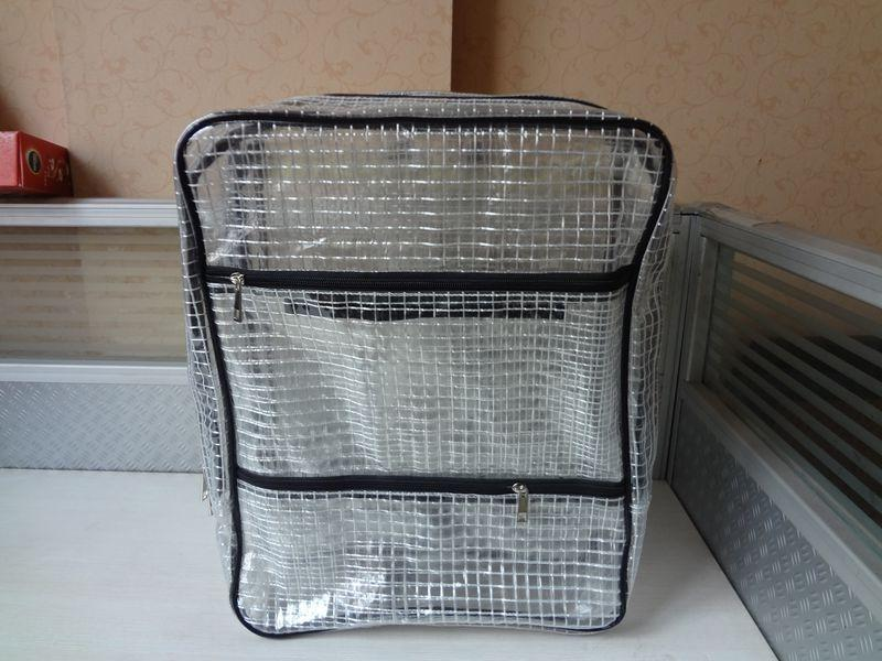 Caiqiao tozsuz, anti-statik ızgara 45 * 35 * 20 çift ana torba sırt kalınlaştırılmış bilgisayar bilgisayar Bag kalınlaştırılmış