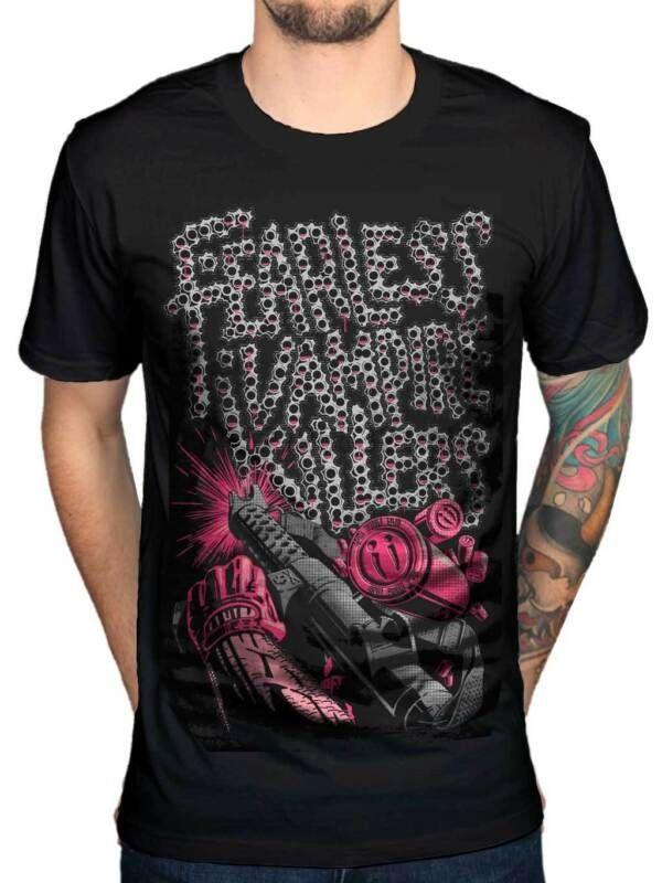Fearless Vampire Killers Stem T-shirt Tutte le dimensioni Rock band Concerto