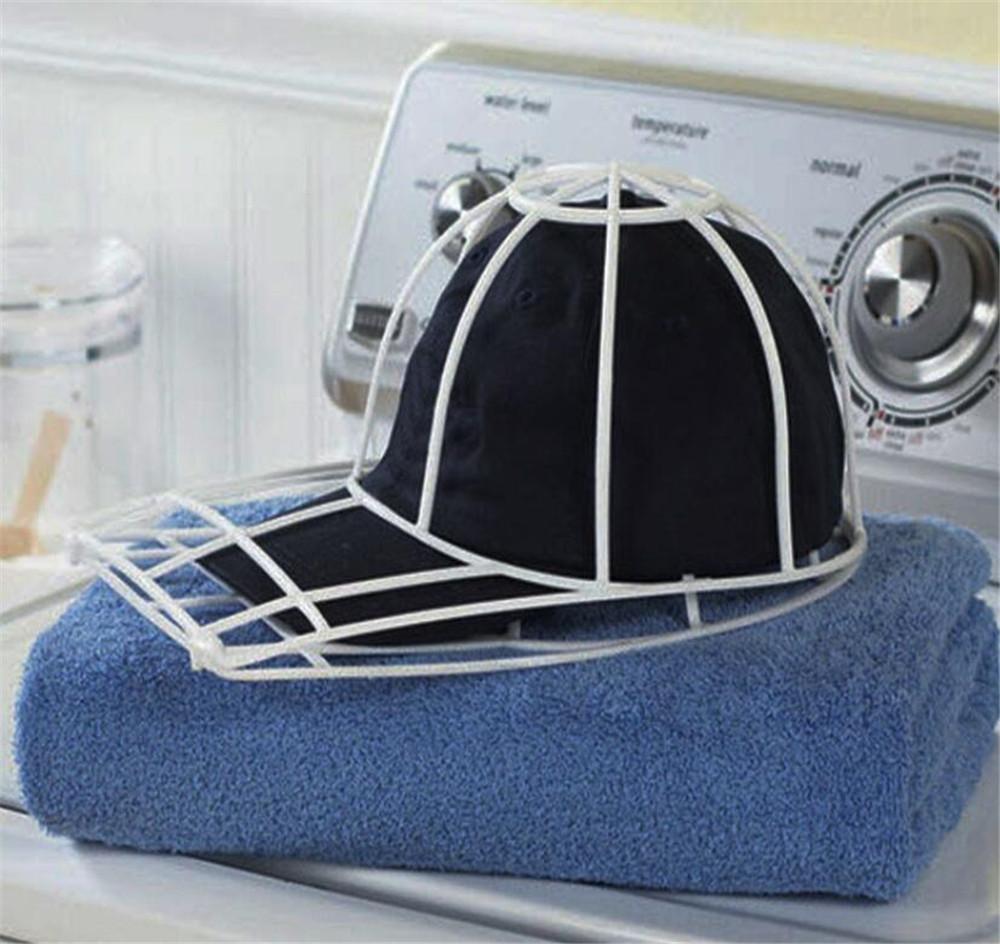 Caliente Jardín Inicio Creative Wash Clean Sport sombrero Limpiador Cap Lavadora para Buddy bola de béisbol Visera Ballcap