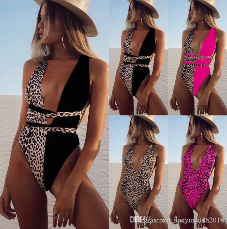 Nueva Sólido Bikini de la correa de 2 pedazos traje de baño atractivo del traje de baño de las mujeres más del tamaño Halter Bikini de traje de baño simple 772
