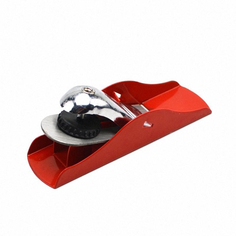 Bancada mão Planer Aço Diy Carpintaria Ferramenta plana de corte para Carpenters Ferramentas r2j2 #