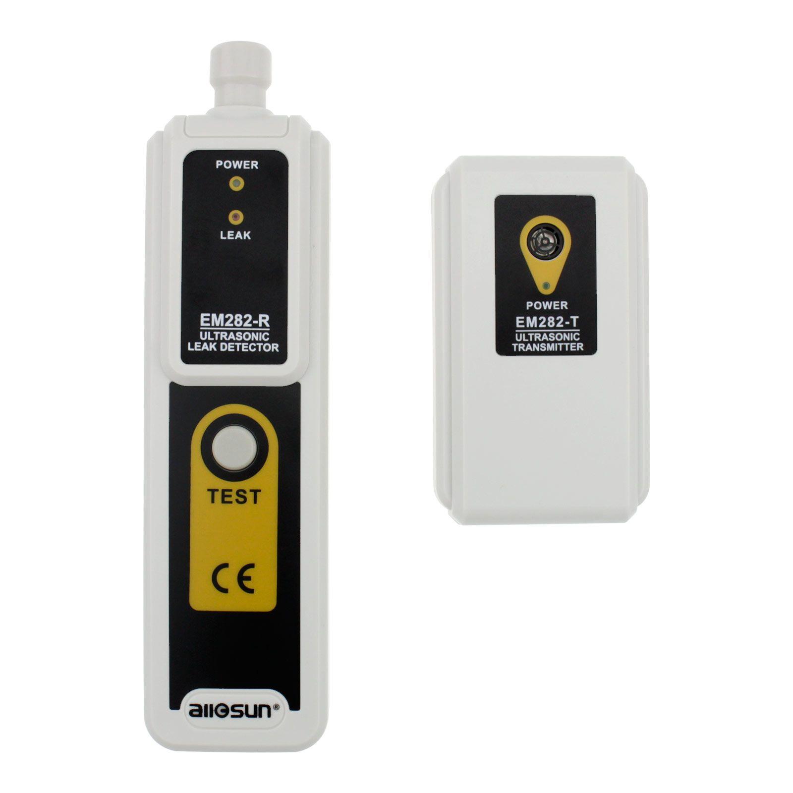 LED 표시 모든-일 모델 EM282와 헤드폰 휴대용 도구와 초음파 누설 감지기 송신기 대기 수질 먼지 누출 압력