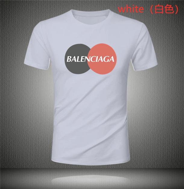 Shirt Mens delle donne di Balenciaga 20ss nuovo modo T con la manica corta T superiori maglietta casuale mens tute di design