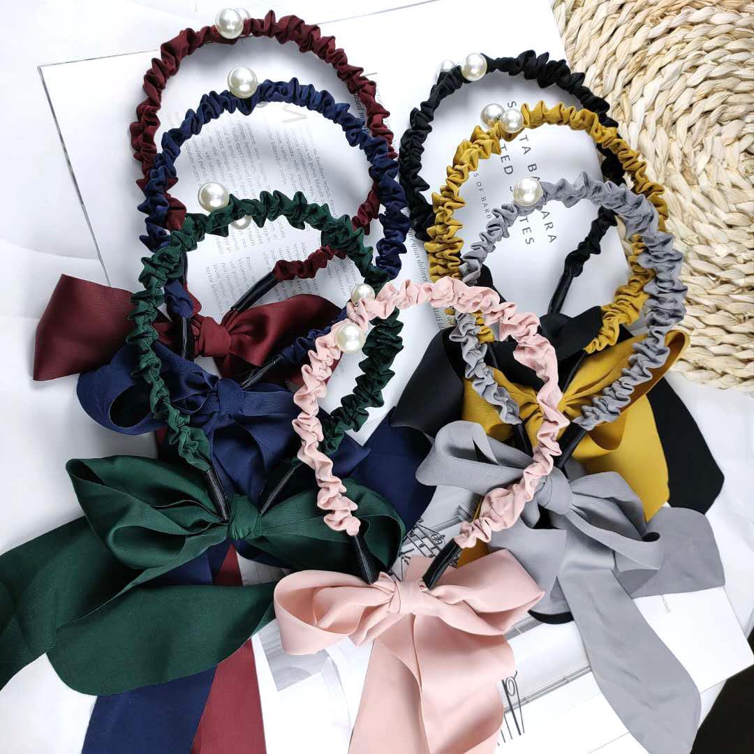 Ornamento do cabelo Beach Girl Bohemia Estilo Mulheres Adorável Headband Moda Tassel Pingente Senhora Elegante Casual Hairband férias