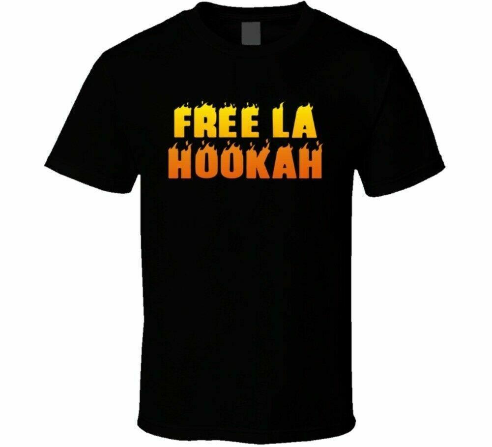 Livre La Hookah Bad Coelho Reggaeton Regueton Armadilha Camiseta