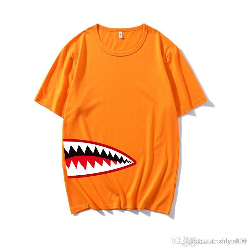2020 T-shirt da forma chega a famosa marca francesa fábrica modelo de moda roupas masculinas das mulheres M-3XL