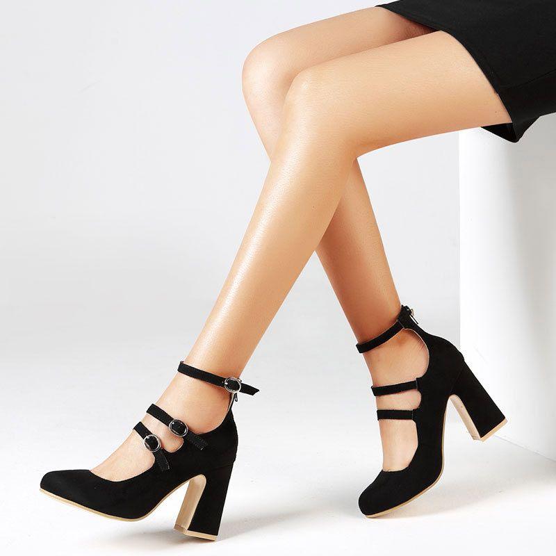Kadın Yaz Ayakkabı Kadın Takozlar Platformu Sandal Moda Balık Ağız Roma Sandalet Kırmızı Siyah Ayakkabı Saf Renk
