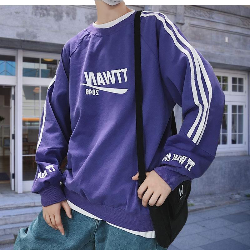 KvKqV autunno e l'inverno maglione vestiti larghi casuale di nuovo modo degli uomini uomini di stile cappotto coreano maglione del cappotto dei vestiti dei giovani di