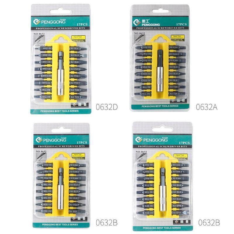 Rechtwinklig Schraubendreher Schraubendreher-Satz HRC59-61 Schwarz Bit Hardware Ratsche Haushaltsgeräte Disassemble