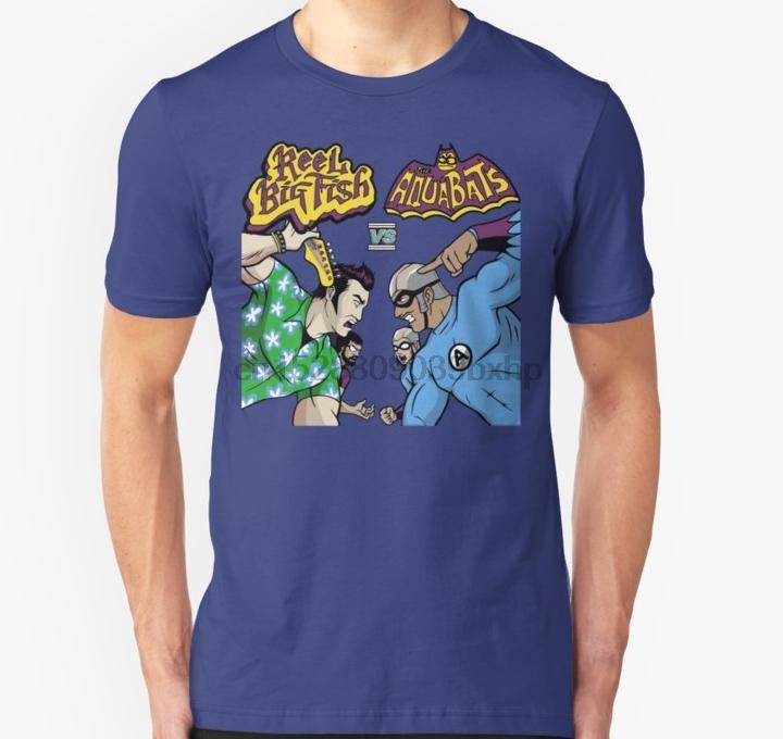 Uomo manica corta maglietta Ska Punk Battaglia maglietta Donne tshirt