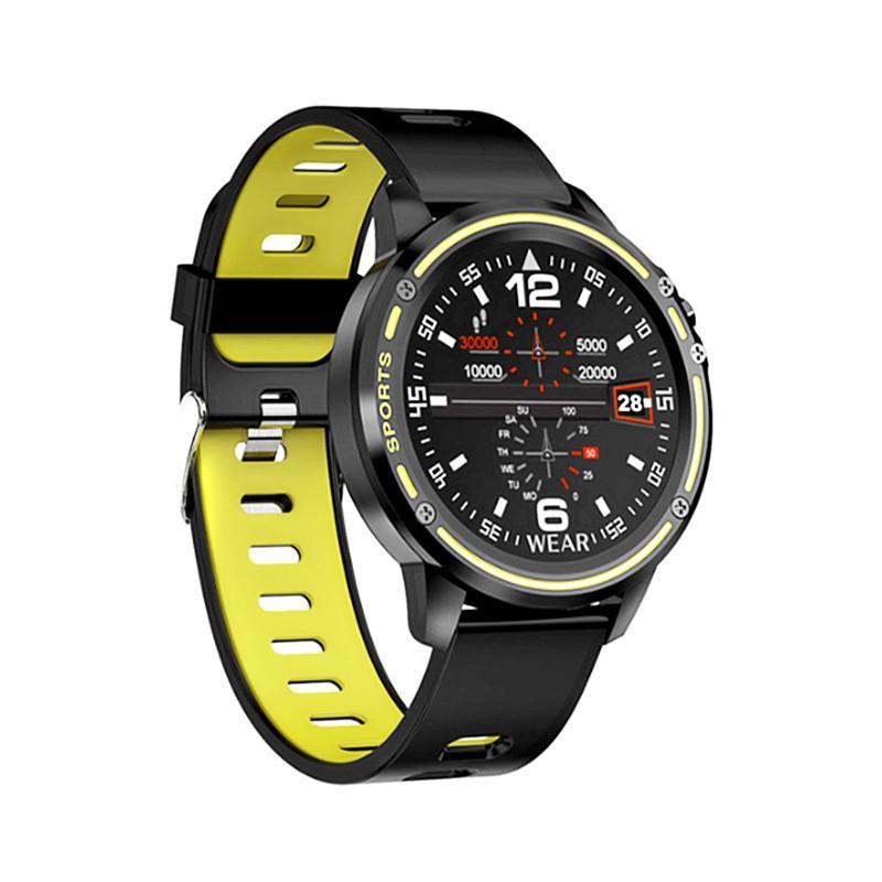Hot Sale IP68 Water Resistant Smart Watch ECG + PPG Heart Blood Pressure Multi-Sports Mode Smart Bracelet Sports Fitness Watches