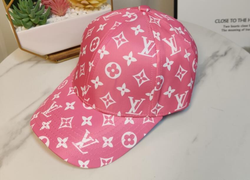 2020 лета новой бренд шляпы классического дизайн вышитых шляпу регулируемая бейсболка способ повелительниц крышки вскользь бейсболка