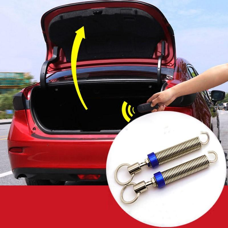 1Set Car Adjustable Automatic Auto Car Trunk Boot Lid Lifting Trunk spring Remote Open Device Auxiliary Spring+Fixed Buckle