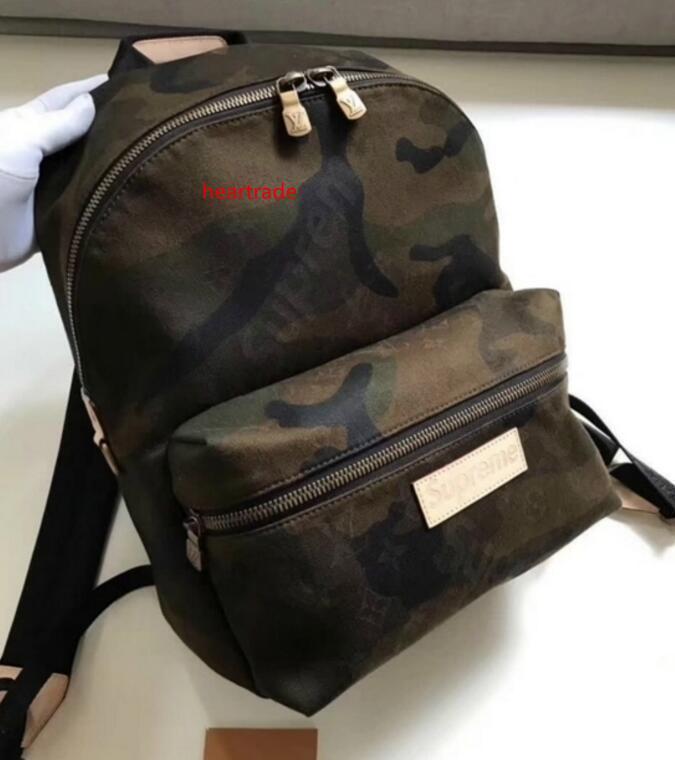 Lettre classique Camo Sac à dos unisexe Sacs à dos Sacs 2356 hand-épaule Bagages Sacs à main Sac ceinture