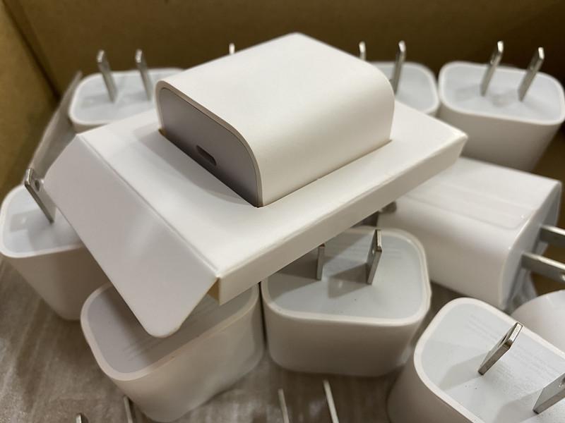 18W PD Fast Charger USB-C iPhone 11 Schnelllade Typ C Home Power Adapter für Apple iPhone 11 pro max US-Stecker mit Kleinkasten