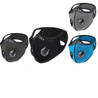 Cyclisme Masque anti-poussière Haze épreuve de protection respirante soleil Masque hommes et les femmes d'extérieur Articles de sport avec filtre EEA1807