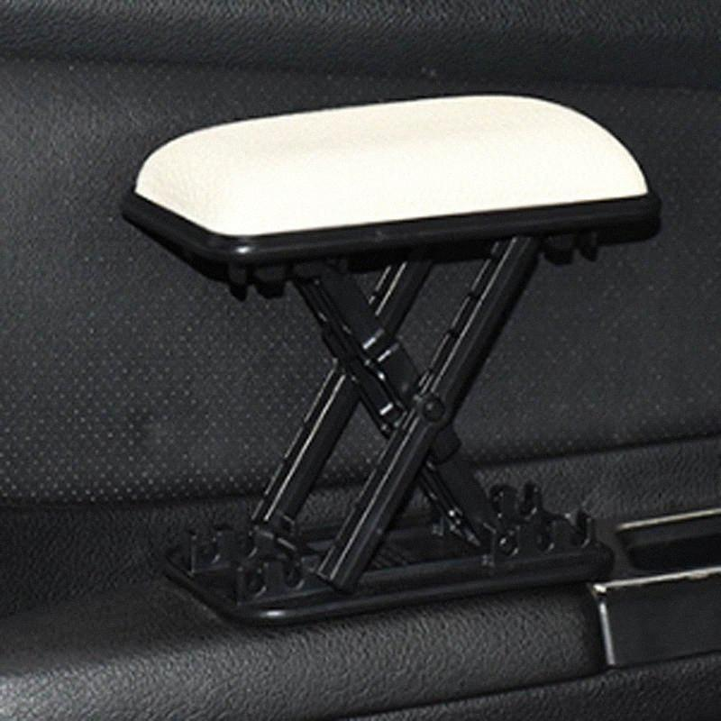 Car door armrest heightening pad creative car arm pad driver arm door rest heightening 7waY#