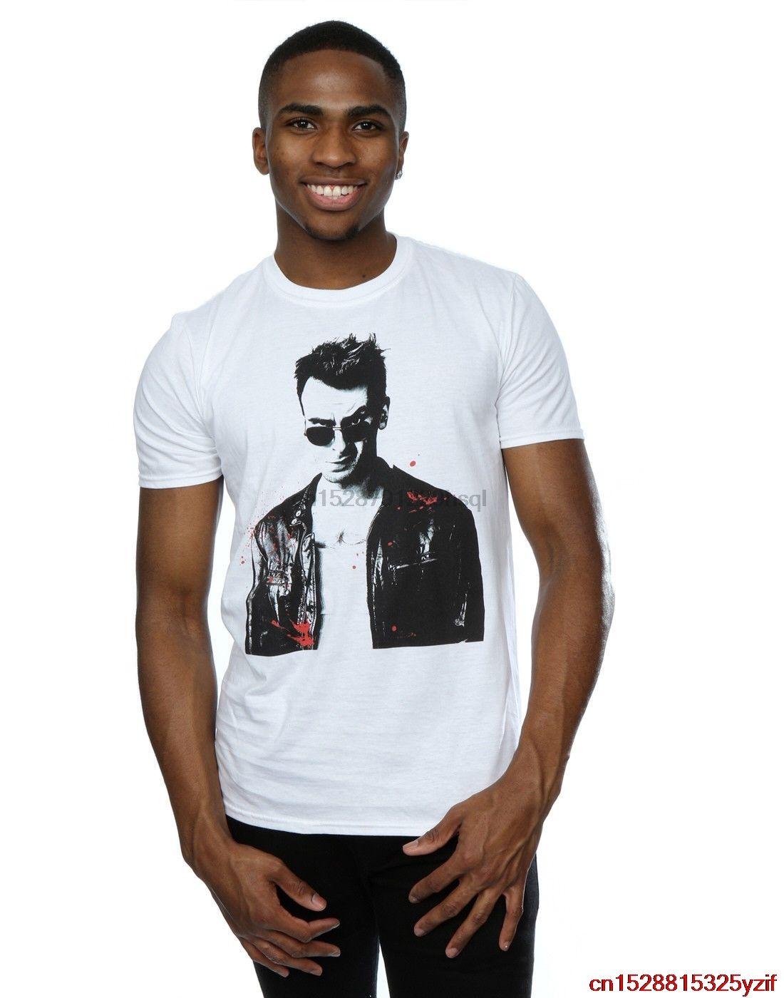 Prédicateur Hommes Cassidy Vampire T-shirt Nouveau T-shirt de mode d'hommes T-shirts Top T-shirts d'été Hipster Hommes T-shirt Le Nouveau