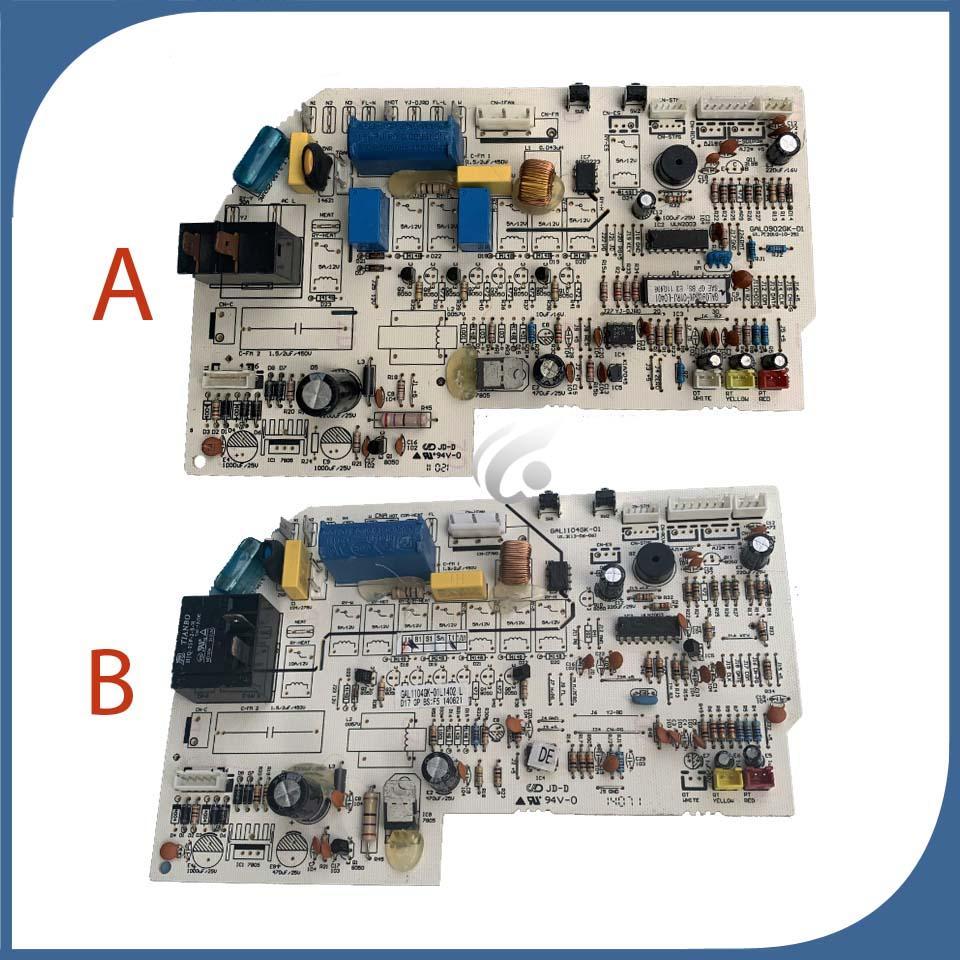 Original para el aire acondicionado Ordenador de a bordo placa de circuito GAL0902GK-01 GAL0902GK GAL-D5 / D