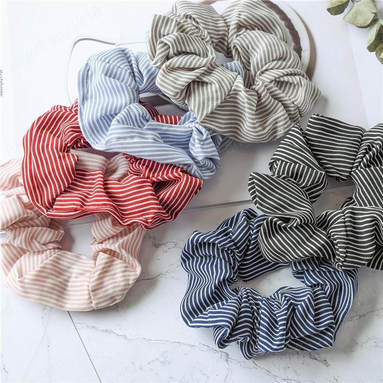 Filles Mode femme Accessoires de cheveux de bande Creative en mousseline de soie transparente petit frais de fleur bandeau bande en caoutchouc bandes de cheveux élastiques