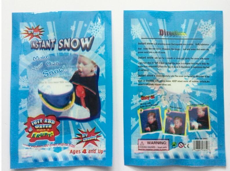 마법의 눈 DIY 즉시 인공 눈 가루 시뮬레이션 눈이 소유 파티 크리스마스 장식 어린이 소녀 소년 선물을 수행