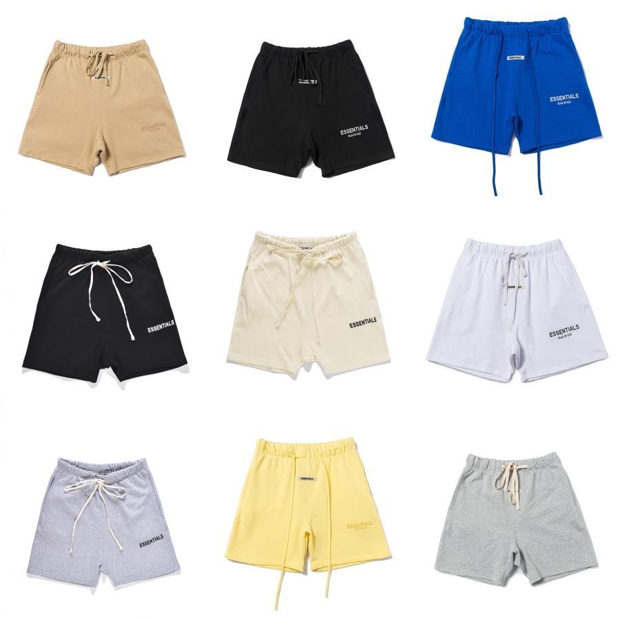Rubans Januarysnow lettre Hip Hop Joggers Cargo Pantalons Essentials Pantalons Hommes Pantalons Bloc Hit Pocket Color Pantalons Casual Male piste # 965