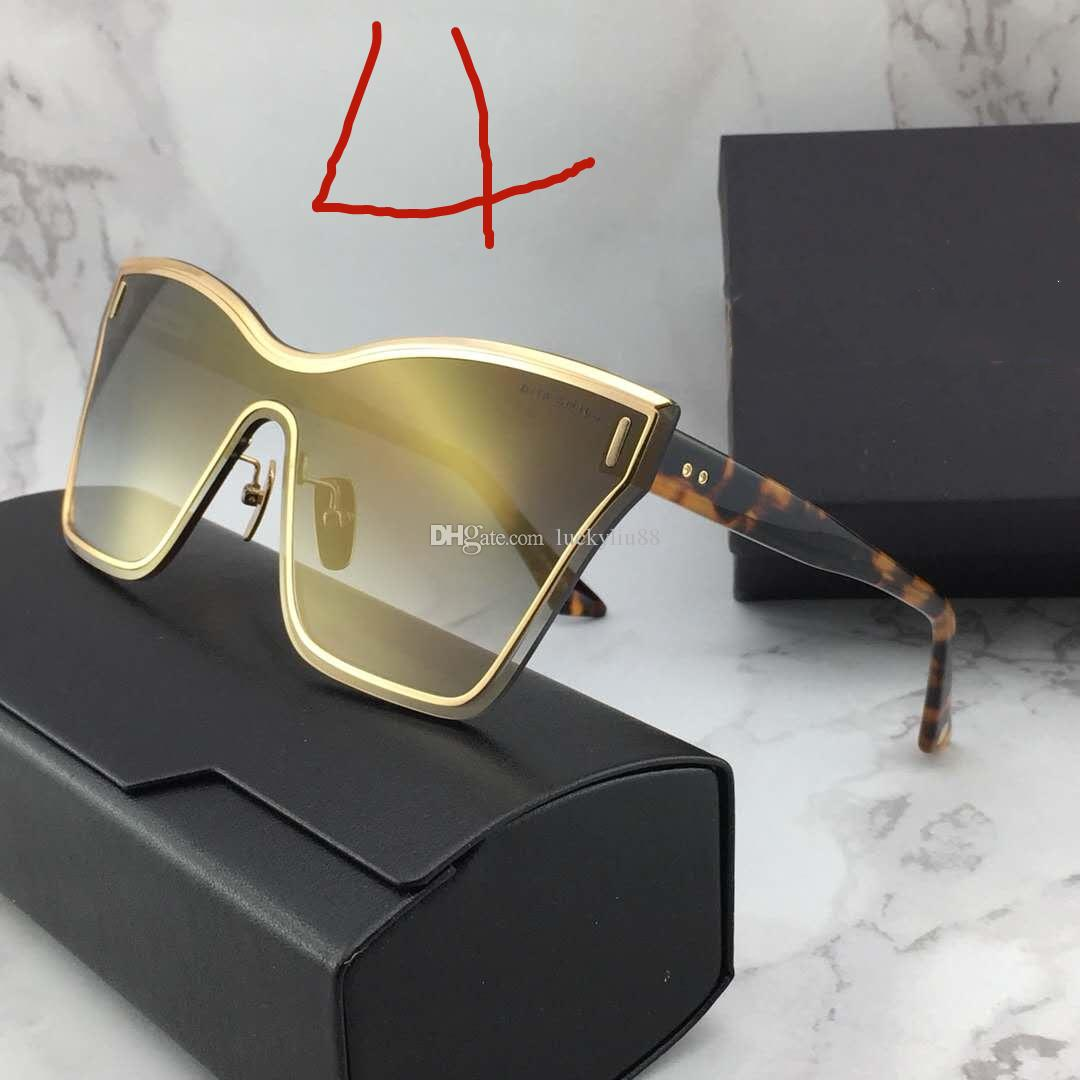 Factory Price Sexy Cat Eye Sunglasses Triangle Leopard Frame Various Colors Silica DT508 eyeglasses women eyewear for original boxes bestsel