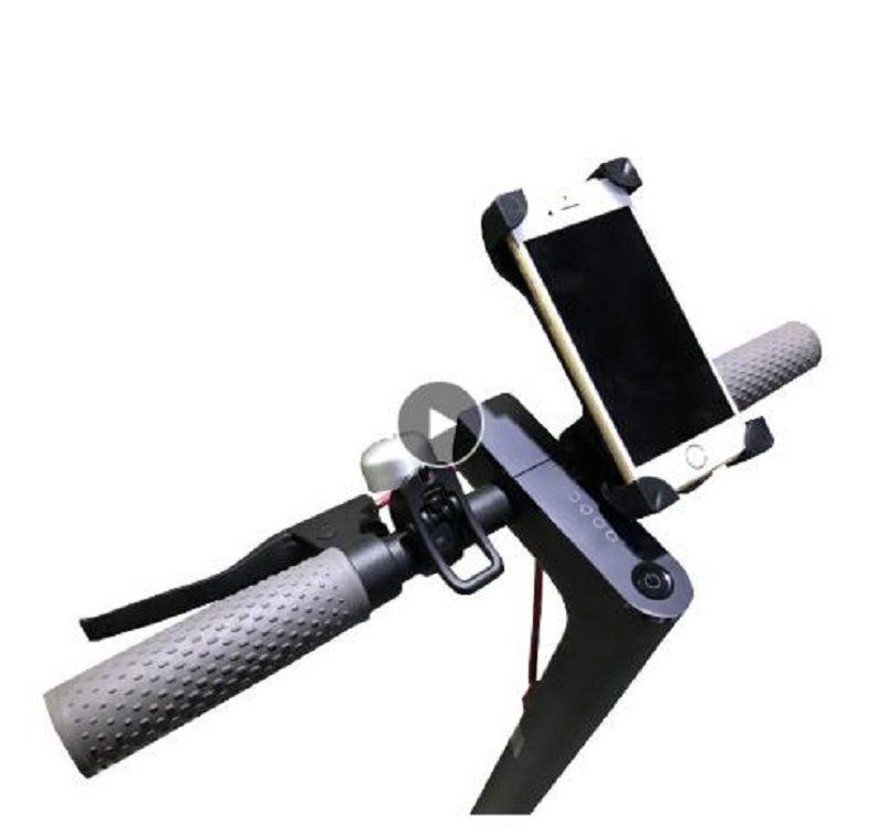 Support de téléphone pour rack clip Support Scooter électrique Case Accessoires Vélo Route Universal Bike Phone Holder