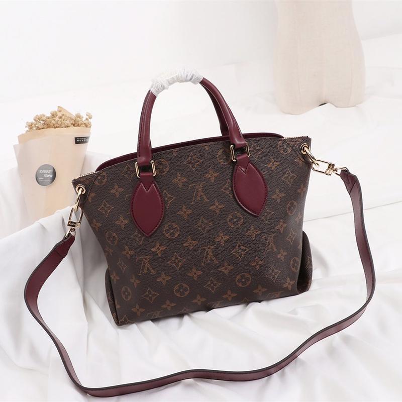 Stile di modo delle donne di lusso del sacchetto del progettista borse a tracolla in pelle a tracolla signora Handbag maniglia superiore Totes Messenger Bag Sale Drop Ship