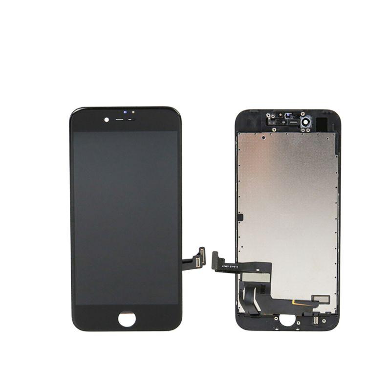 쉬운 아이폰 7 교체 LCD 화면 더 나은 Brigtness 전체 사이트 각 화면에 대한 Dymanic LCD 보증 무료 DHL에 의해 발송 교체