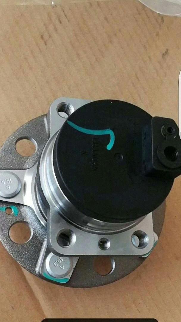 ZBH-LG-CS35 Left rear/right rear hub assembly for CHANA CS35 fnkl#