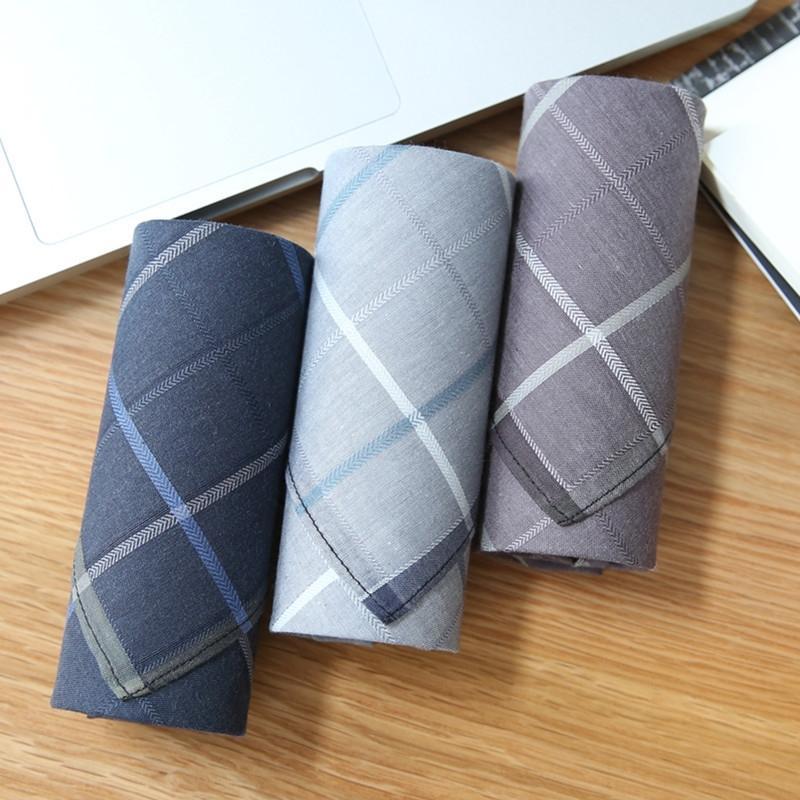 de algodón absorbente delgada negocios nuevo estilo de algodón absorbente delgada nuevo estilo pañuelo pañuelo de los hombres de negocios de los hombres
