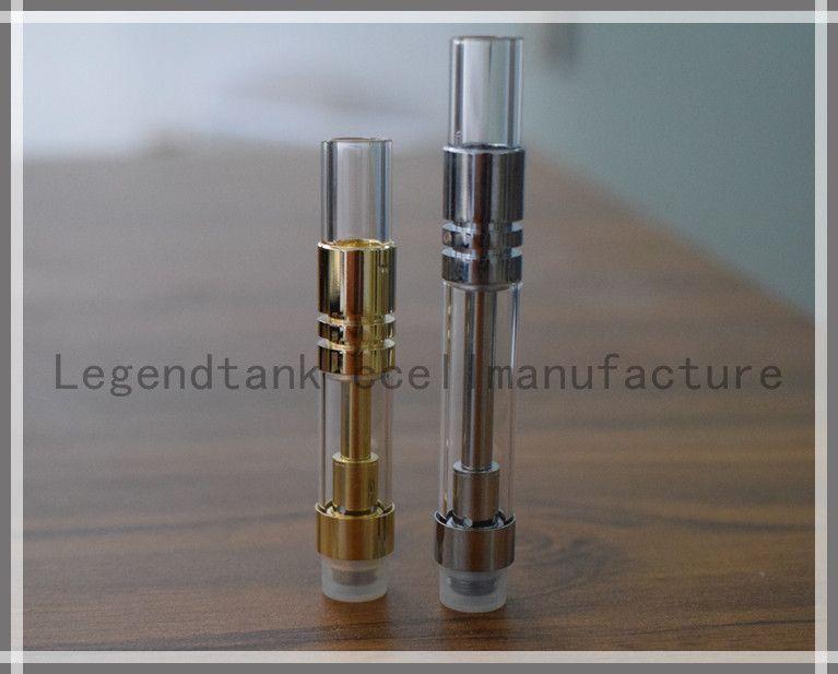 VAPEN Tank Quartz Coils Thick Oil Cartridges Glass atomizer glass Drip tips Vape Bud Touch Vaporizer 510 O pen Atomizer Vapor
