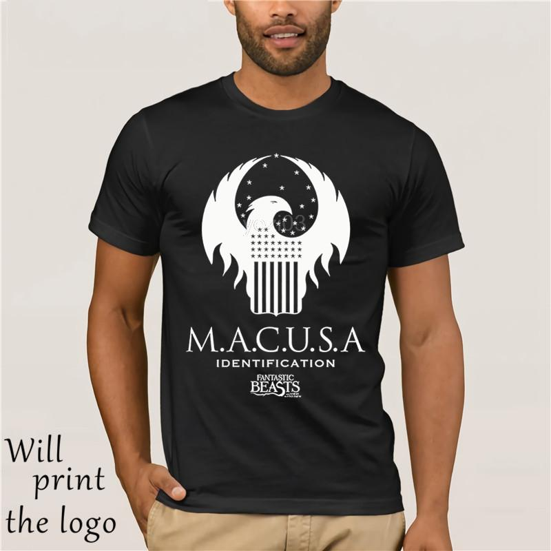 FANTASTIC BEASTS - MACUSA - T-Shirt Unisex[L]