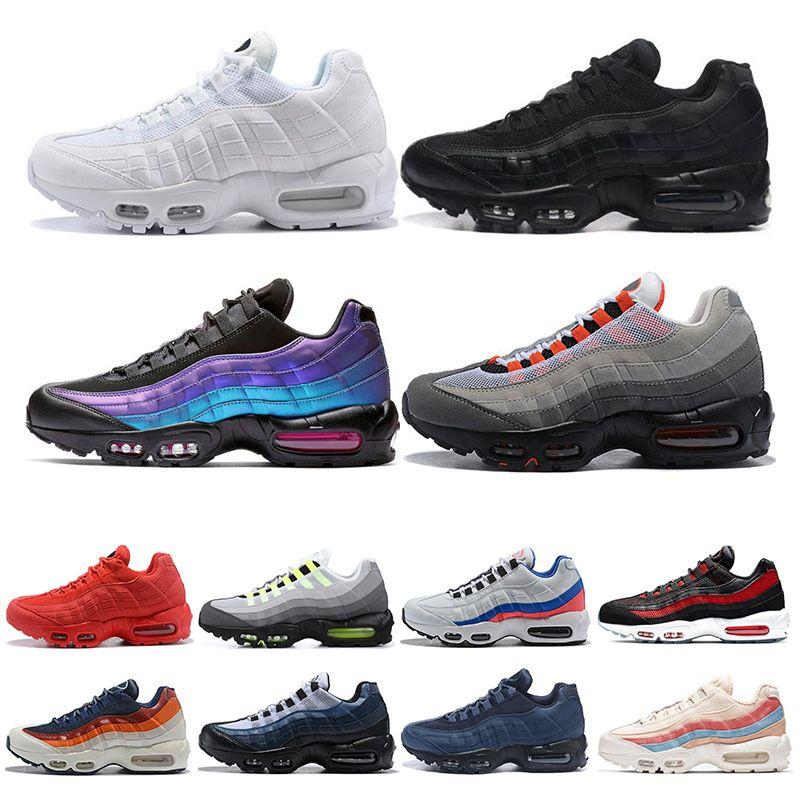 2020 hommes femmes Chaussures de course triple THROWBACK FUTURE Hommes rouge blanc noir Coussin OG Chaussures de sport Chaussures de sport Taille 36-45