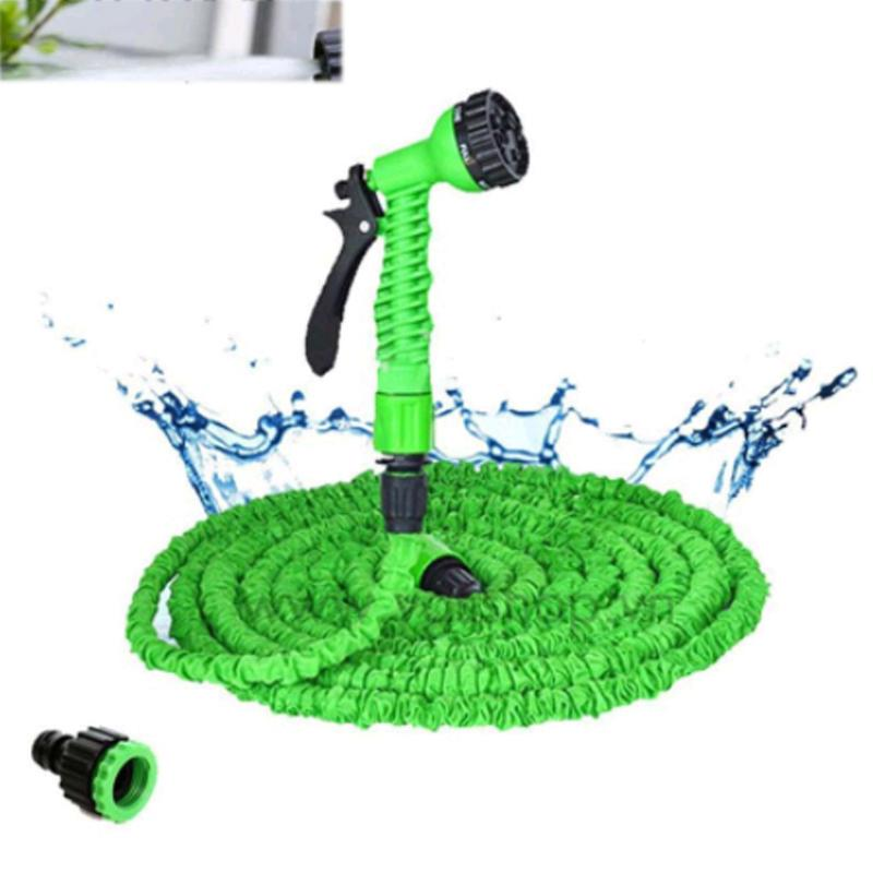 Hot Selling 25-150FT Garden EU Hoses Pipe With Spray Gun To Watering Car Wash Spray Hose Expandable Magic Flexible Water Hose