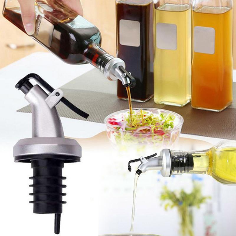 Новый 1 шт бутылки вина выливная оливковое масло опрыскиватель ликер крышка пробка бутылки вина крышка бар аксессуар бар