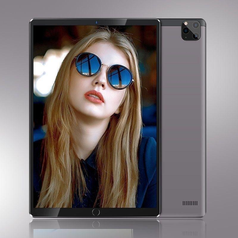 """High quality 10.1 inch 2.5D glasss IPS capacitive touch screen dual sim 3G GPS tablet pc 10"""" android 6.0 Octa Core"""