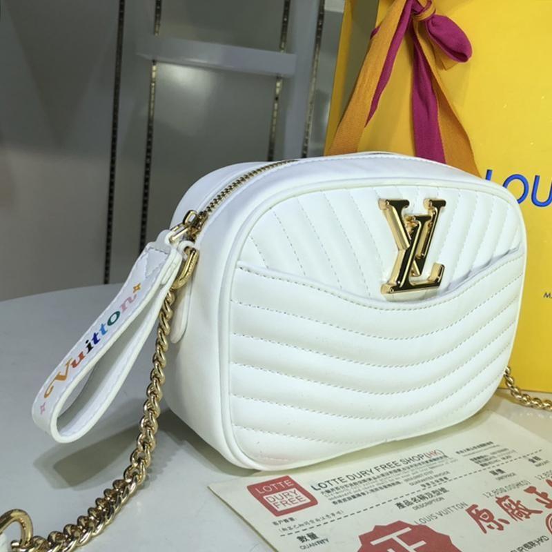 Luxury Design Femmes Sacs Sac bandoulière en cuir Zipper Clutch sac à main de haute qualité pour femmes épaule Messenger Sacs avec Origin Box