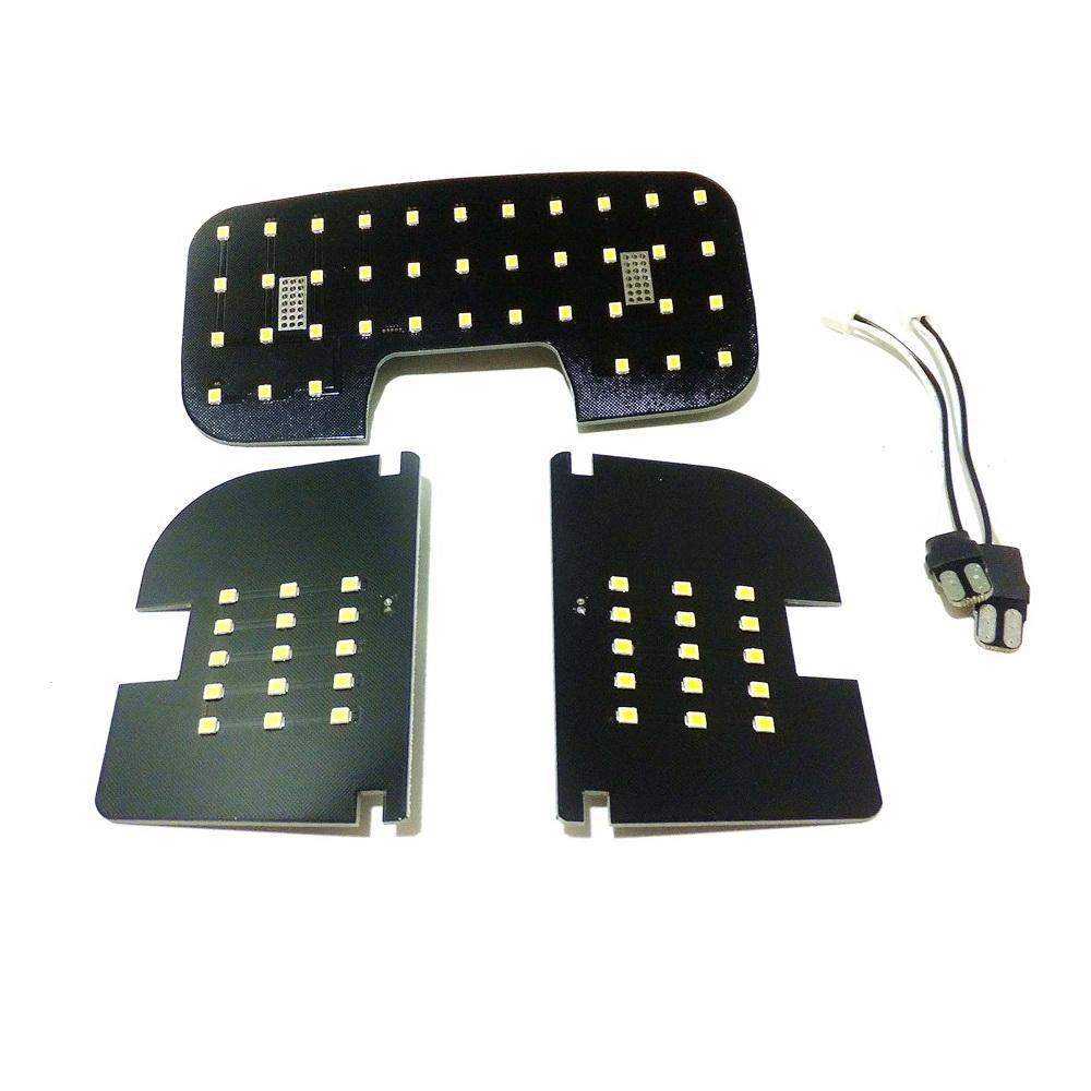 Wnętrze samochodu LED Lights, 5050 SMD LED Car Dekoracyjne światła do Hyundai IX35 2010 ~ ON, 3 sztuki / zestaw, Darmowa wysyłka