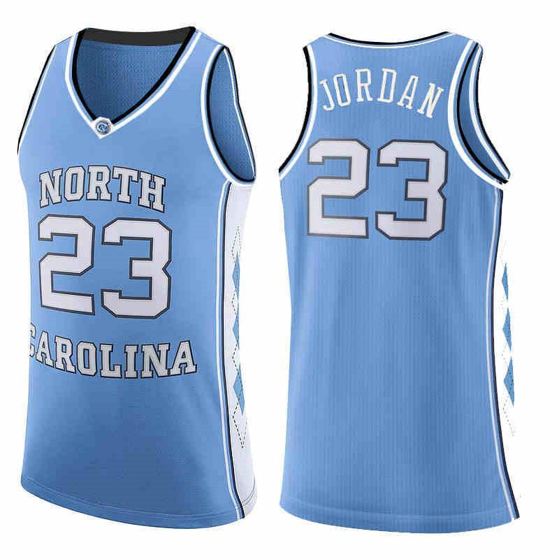 شمال كارولينا 23 مايكل جامعة ولاية JD اني مدرسة ثانوية كلية NCAA كلية كرة السلة جيرسي ليبرون جيمس 23 13 هاردن