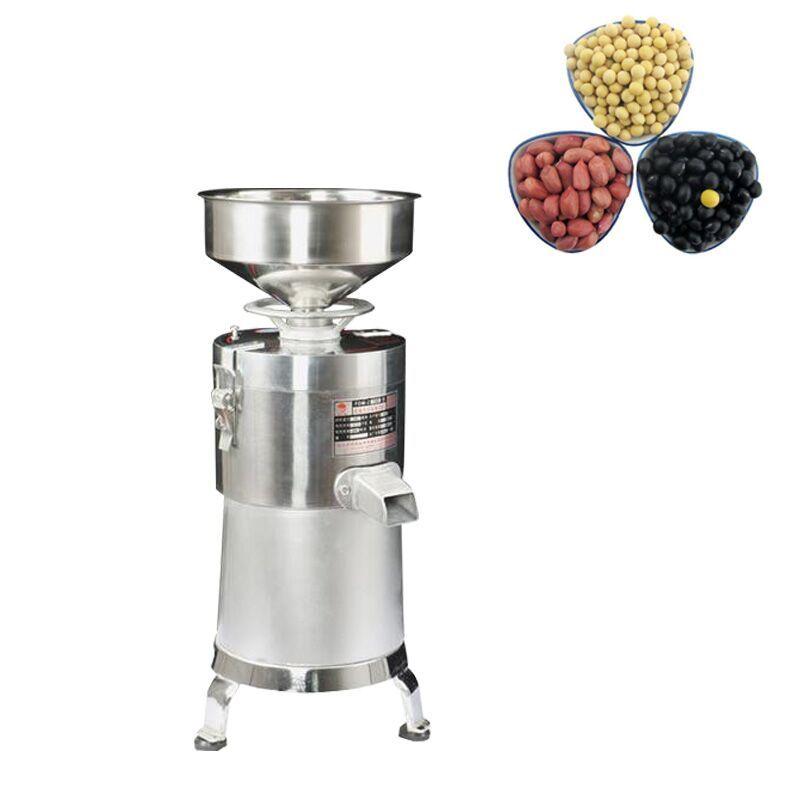 020 Nouveau commercial Soya Milk machine en acier inoxydable lait de soja machine électrique 220v Slurry Séparez Maker Soymilk Tofu