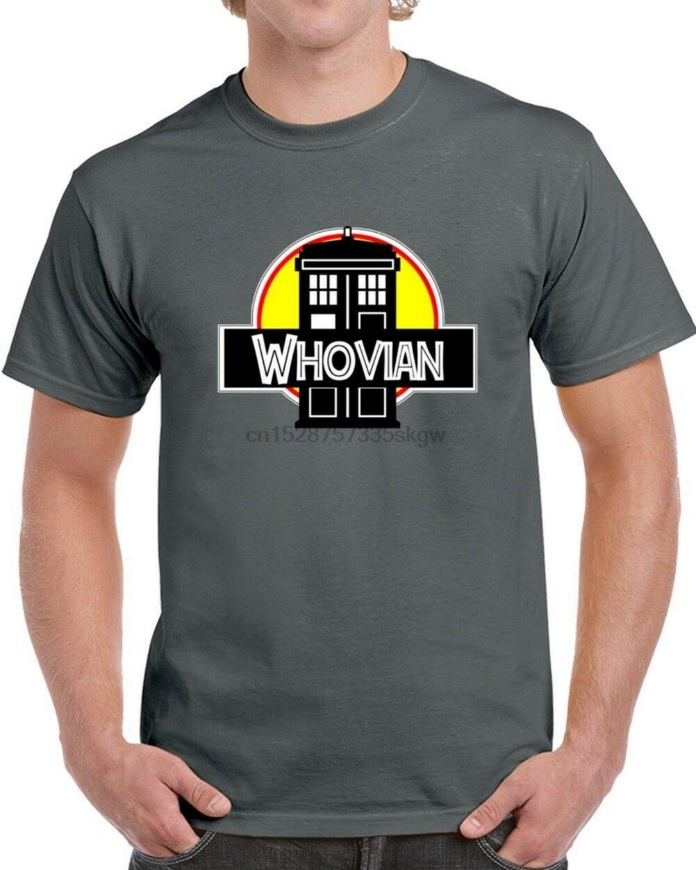 Tee Tişörtlü Ücretsiz Kargo Tops Whovian Dr. Erkekler Kadınlar Tişört S-5XL Boyut 11 Renkler için T-Shirt
