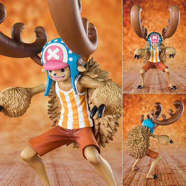 """3/"""" Anime One Piece Tony Chopper PVC Action Figures Toy Collections Model Gift"""