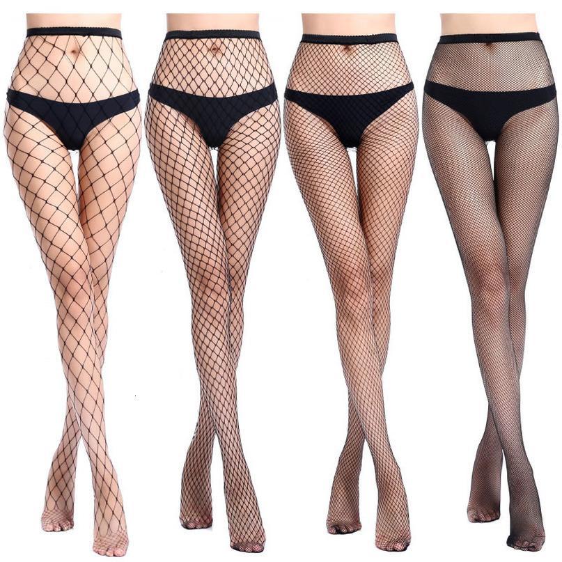 Küçük Mesh Fishnets Seksi Tayt Yüksek Bel Pantolon Kadınlar Yüksek Bel Tayt Kulübü Külot Örme Mesh Pantolon İç