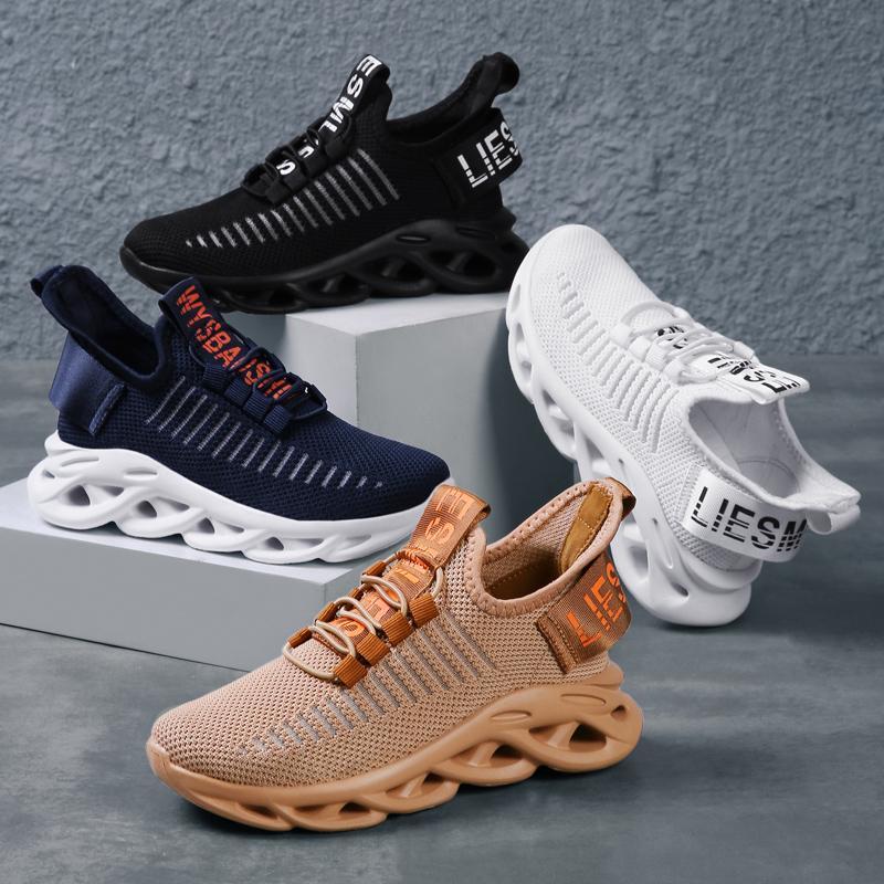 Garçons Chaussures enfant Chaussures de course pour les filles d'été Respirant Panier Chaussures de sport léger doux pour enfants Souliers 2020