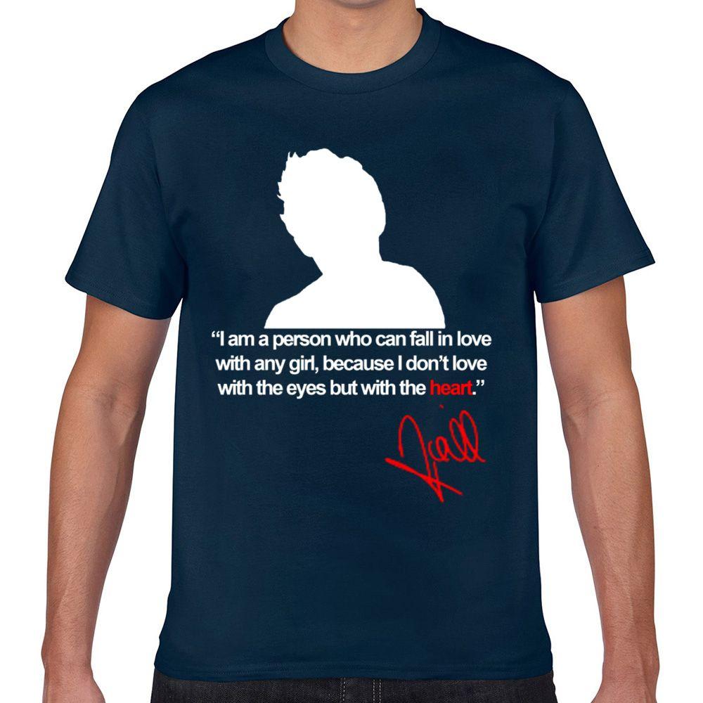 Tops T-shirt Homme Mode Homme T-shirt court Inscriptions