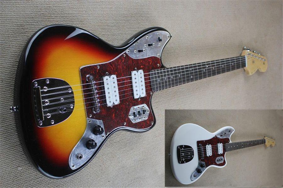 jaguar gitar, şemse beyaz gitar, 22 perdeye, HH kamyonet, ıhlamur ağacı gövdesine fen ücretsiz kargo, krom hradware, titrek, gül ağacı Klavye