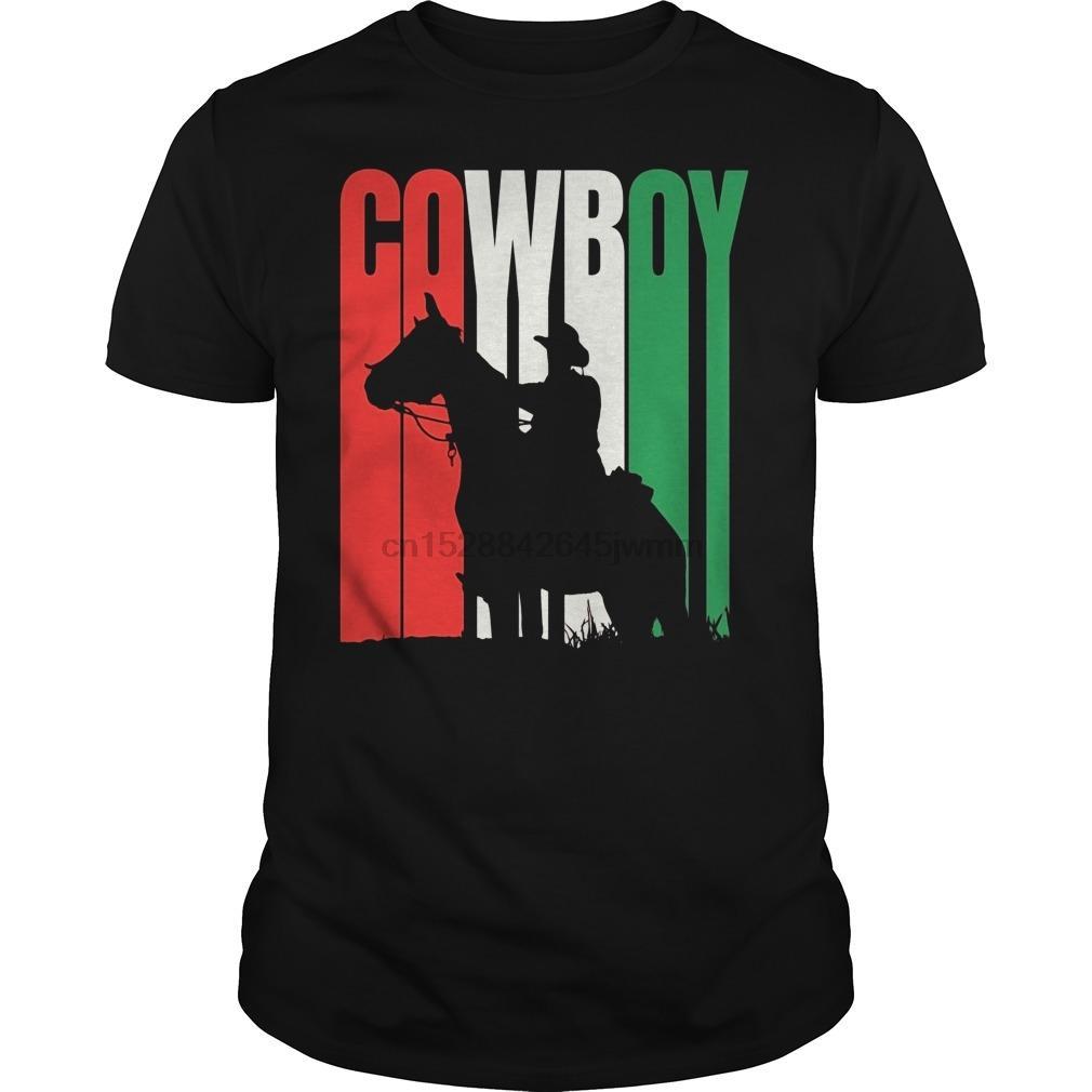 Les hommes tshirt manches courtes Cowboy Rodeo vache Cheval Yeehaw Nouveauté Rétro T-shirt (13) en tête tee shirt femmes frais