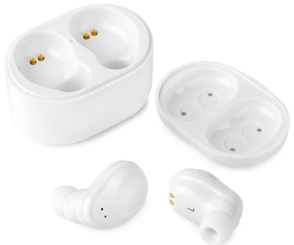 X6 TWS Bluetooth tactile écouteurs Mini double écouteurs stéréo sans fil Twins vrai Sport étanche Casque avec micro charge 20pcs Box